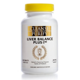Liver Balance Plus-240 Tablet Count