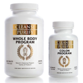 Whole Body and Colon Program_SET