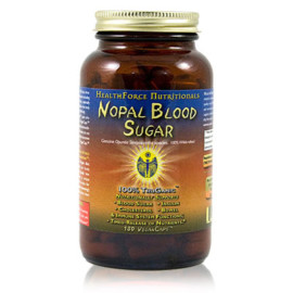 NOPAL Blood Sugar