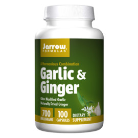Garlic & Ginger - Jarrow Formulas